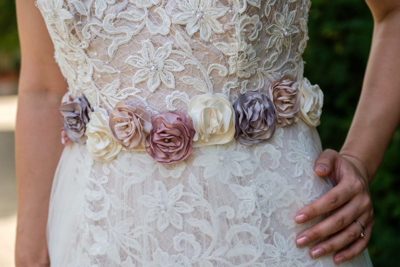 12 rose belt Natalya James