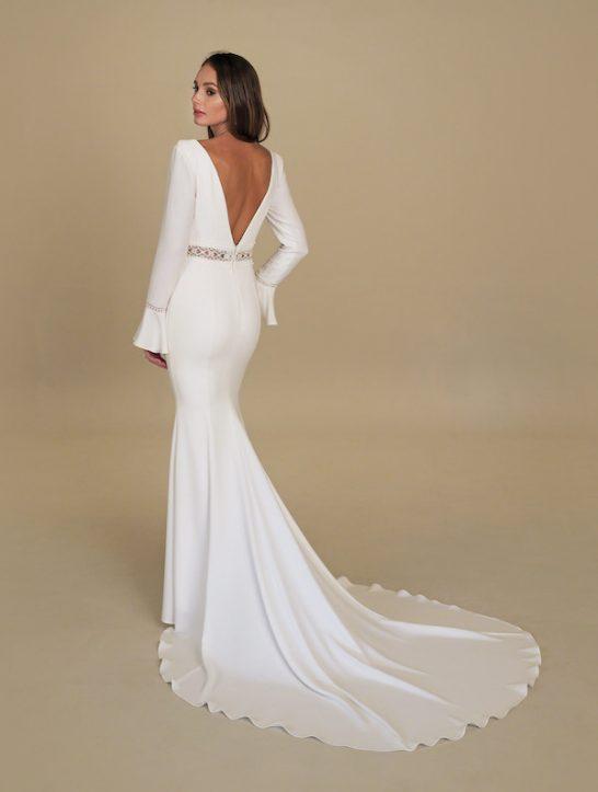 GAIA Bridal wedding dress